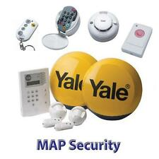 YALE HOUSE HOME SECURITY BURGLAR WIRELESS ALARM HSA6400 - UK STOCK, SHIP DAILY