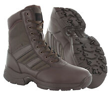 Magnum Panther 8.0 Combat Tactical Army Police Military Brown MOD Boots UK4-15