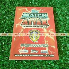 12/13 CHAMPIONSHIP MAN OF THE MATCH ATTAX CARD 2012 2013
