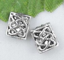 Wholesale 60/130Pcs Tibetan Silver  Spacer Beads 7x6x3mm(Lead-free)