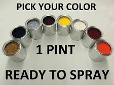 PICK YOUR COLOR - 1 PINT - Ready to Spray Paint for SCION CAR / SUV