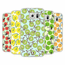 HEAD CASE BICYCLE FRUIT WHEELS SILICONE GEL CASE FOR SAMSUNG GALAXY S6 G920