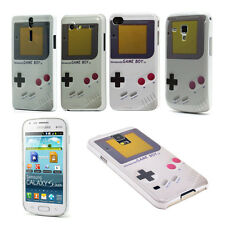 Ultra Thin Game Boy Hard Strong Case Cover Skin for Various Phone+ Free Lanyard