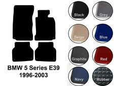 New Fully Tailored Car Mats To Fit: BMW 5 Series Vehicles E39 (1996 to 2003)