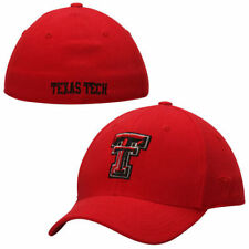 Texas Tech Red Raiders Top of the World Memory 1-Fit Flex Hat - Red - NCAA