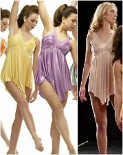 Plus Size Lyrical Ballet Liquid Elements Dance Costume AL & AXL Made In USA NEW
