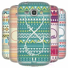 HEAD CASE INFINITY AZTEC SILICONE GEL CASE FOR SAMSUNG GALAXY ACE 3 S7272
