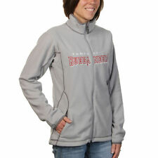 Tampa Bay Buccaneers Antigua Women's Ice Full Zip Jacket - Gray - NFL