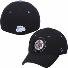 Winnipeg Jets Zephyr Breakaway Flex Hat - Navy Blue - NHL