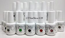 Harmony Gelish Soak-Off- Choose Any Color - Free Oil with purchase of 5 bottles