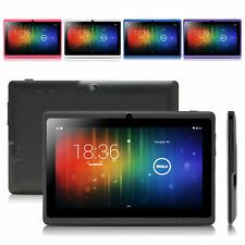 "iRULU Tablet PC New Multi-Color 7"" Android 4.2 16GB Dual Core Dual Camera WIFI"
