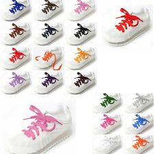 Flat Athletic 55 Inch Shoelaces Sport Sneaker Boots Shoe Laces Strings Colors