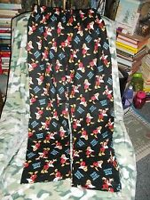 Men's Disney Flannel Grumpy Lounge Sleep Pants  Size Large