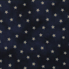 Moda OLD GLORY Gatherings Blue Star Patriotic Primitive Gatherings Fabric