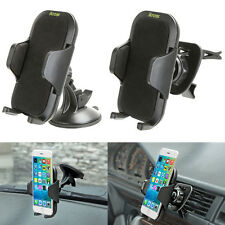 360° Car Air Vent/Dashboard/Windshield Mount Holder Stand Bracket For Cell Phone