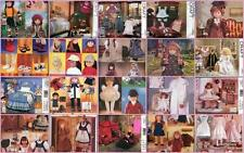 "OOP Vogue Doll Clothes Accessories Sewing Pattern Fits 18"" American Girl U Pick"