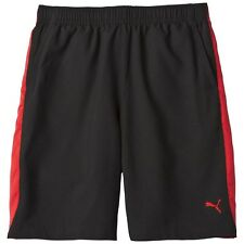 Puma Kinder Sport Trainings Short ACTIVE CELL ESS Woven Shorts schwarz
