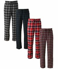 Croft and Barrow Mens XXL Plaid Flannel Lounge Pants Soft Pajama Pant New