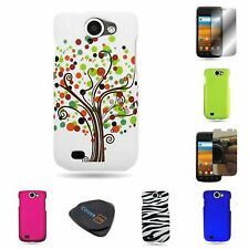 For Samsung EXHIBIT 2 4G T679 Mixture Hard Rubberized / Design Phone Cover Cases