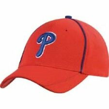"Philadelphia Phillies MLB New Era 39Thirty ""BP"" Stretch Fitted Hat"