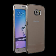 Ultra Slim Crystal Clear Transparent Hard Case Cover for Samsung Galaxy S6 /Edge