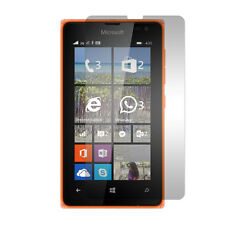 For Nokia Lumia 435 LCD Screen Protector Guard with Cleaning Cloth