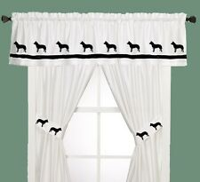 Australian Cattle Dog ACD Window Valance *Your Choice of Colors* Original