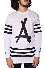 Authentic Tha Alumni Kid Ink A Team Replica Sports Mesh Casual Hockey Jersey