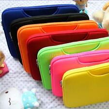 "Multi Colors Soft Sleeve Bag Case Briefcase Handlebag Pouch Cover for 13"" Laptop"