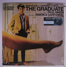 SOUNDTRACK: The Graduate LP Sealed (Germany, 180 gram reissue) Rock & Pop