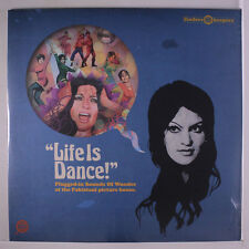 VARIOUS: Life Is Dance! LP Sealed (UK, 2LPs) Rock & Pop