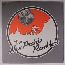 NEW PRAIRIE RAMBLERS: The New Prairie Ramblers LP Sealed (textured cover) Rock