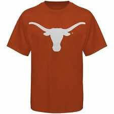 Majestic Texas Longhorns Football Icon T-Shirt - Burnt Orange - College