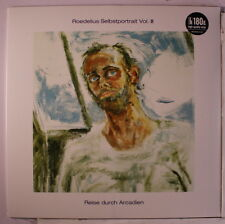 ROEDELIUS: Selbstportrait Vol. 3 LP Sealed (Germany, 180 gram reissue) Rock & P