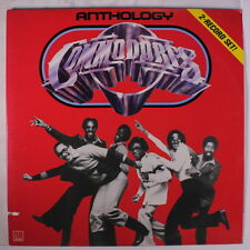 COMMODORES: Anthology LP (2 LPs, WLP, saw mark) Soul
