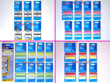 Avery NoteTabs Staples Sticky Tabs Assorted Colors & Sizes & Styles * You Choose