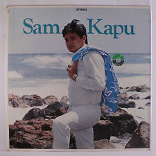 SAM KAPU: Recorded Live At Queens Surf Hotel LP Vocalists