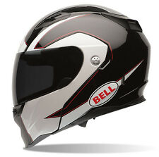 Bell Revolver Evo Ghost Black Modular Flip Up Motorcycle Helmet