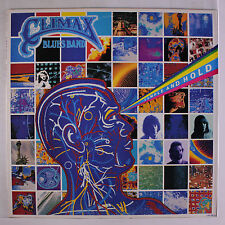 CLIMAX BLUES BAND: Sample And Hold LP (inner, promo stamp obc) Rock & Pop