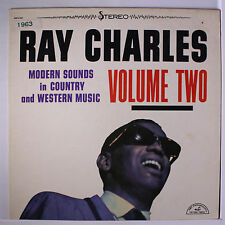 RAY CHARLES: Modern Sounds In Country & Western Music, Vol. 2 LP (reissue, dril