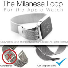 Milanese Loop strap band for Apple Watch stainless steel & premium quality