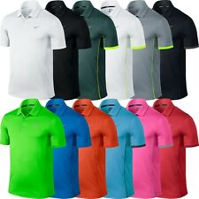 NIKE DRI-FIT MODERN TECH POLO 2015, CHOICE OF SIZES & COLOURS, CHEAPEST UK PRICE
