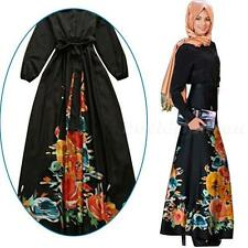 Sexy Women's Floral Evening Party Ball Gown Formal Cocktail Long Maxi Dress DJNG