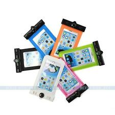 "5"" Waterproof Bag Underwater Pouch Dry Case &Compass For Iphone 5/5s/6 Samsung"