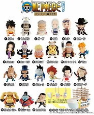 Plex Popy Anime Heroes One Piece Mini Big Head Figure Marineford Vol 1 Part 9