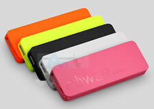Slim 5600mAh USB Portable Power Bank Backup Battery Charger Pack For Cell Phones