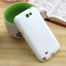 New DIY Deco White Color Hard Back Plastic Case Cover Skin For Mobile Phones
