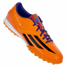 Adidas F10 TRX TF Orange Astro Turf Football Boots Sports Mens Trainers Shoes