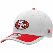 San Francisco 49ers New Era NFL Gray Sideline 39THIRTY Flex Hat - Gray