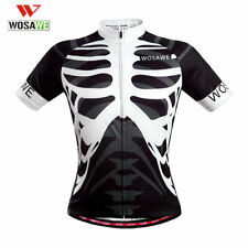 Men's Cycling Jersey Comfortable Bike/Bicycle Outdoor Shirt Size S-3XL Bike Tops